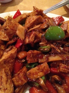 Hot Braised Tofu
