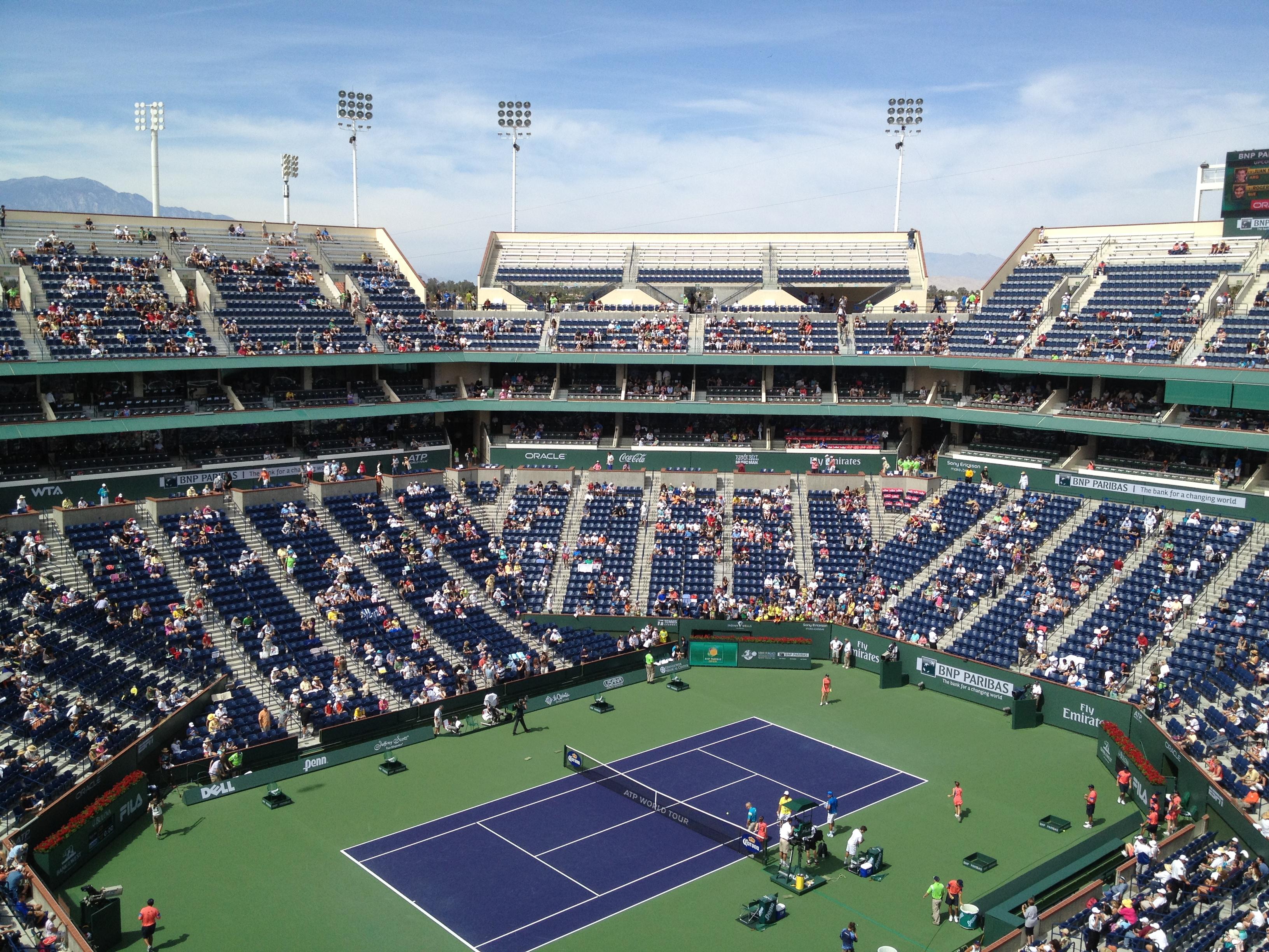 indian wells tennis garden the bodyproud initiative